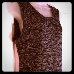 Apt 9 lined knit dress - large